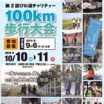 びわ湖チャリティー 100km歩行大会
